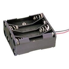 Battery holder Batteriehalter portapilas porta pilas 8xAAA AAA LR03 R03 R3
