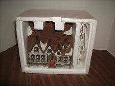 DEPT 56 WACKFORD SQUEERS BOARDING SCHOOL #59250  DICKENS VILLAGE  RETIRED