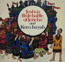 "Sunbury Junior Singers(7"" Vinyl)Joshua Fit De Battle Of Jericho-Music For Pleasu"