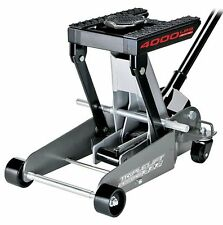 POWERBUILT TRIPLE LIFT JACK HEAVY DUTY 4000 lb EASILY LIFTS CAR, TRUCKS, ATVs