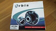 Orbis Wheel Bearing Kit rear + 15mm Hex Socket  Audi A3 (8PA) 2004-2010 Rear