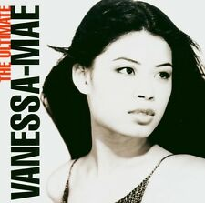 "VANESSA-MAE ""THE ULTIMATE COLLECTION"" CD NEW+"