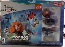 Disney INFINITY: Toy Box Starter Bundle Pack (2.0 Edition) Nintendo Wii U