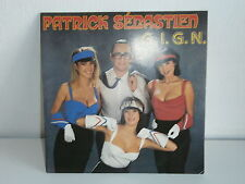 PATRICK SEBASTIEN Gign 1740037