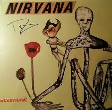 Dave Grohl Nirvana Incesticide LP Signed AUTHENTIC AUTOGRAPH PSA/DNA LOA