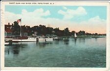 1931 The Yacht Club and River View in Toms River, NJ New Jersey PC