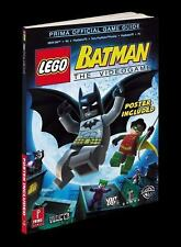 Lego Batman: Prima Official Game Guide (Prima Official Game Guides) by Littlefi