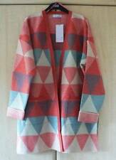 XL 18/20 PER UNA WEEKEND LONGER LENGTH WOOL BLEND CARDIGAN MARKS & SPENCER