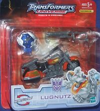 Transformers Robots In Disguise Universe Lugnutz New Factory Sealed 2007