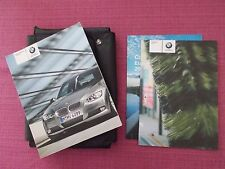 BMW 3 SERIES COUPE & CONVERTIBLE WITH iDrive HANDBOOK - MANUAL - GUIDE (BM 660)