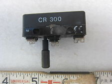 Electrica Milano CR300 Limit Switch, Used