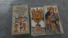 Tarot Jacques Vieville _78 cartas Edit Héron 1984 _France VERY RARE