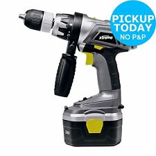 Challenge Xtreme 24V Hammer Drill - From the Argos Shop on ebay