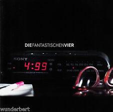 *- CD extra - Die FANTASTISCHEN Vier - 4:99  - incl. VIDEO  (1999)