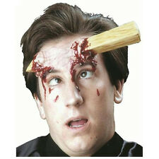 Wooden Stake Effect Woochie Appliance Makeup Prosthetic