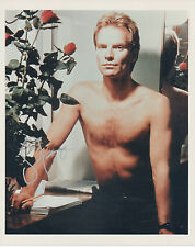 STING Signed 10x8 Photo THE POLICE & QUADROPHENIA COA