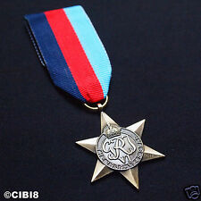 THE 1939-1945 STAR MEDAL WW2 HIGHEST BRITISH MILITARY AWARD ARMY NAVY RAF COPY