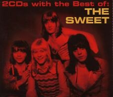 "SWEET ""THE BEST & LIVE"" 2 CD NEUWARE"