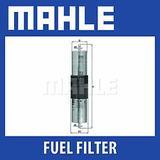 Mahle Filtro De Combustible KL66-se adapta a BMW-Genuine Part