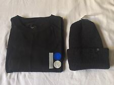 Plan B Skateboards Long Sleeve Shirt And Beanie