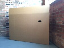 scott bicycle bike large cardboard box courier approved transport storage