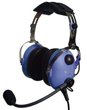 SL-900MC SkyLite GA Aviation Headset with MP3, free Bag for Children/Youth Pilot