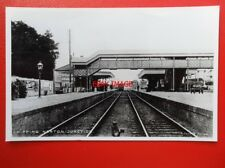 PHOTO  CHIPPING NORTON JUNCTION RAILWAY STATION