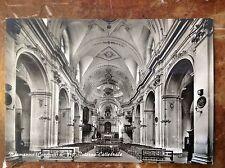 015 CARTOLINA - Calabria - Mormanno - Interno cattedrale