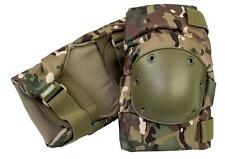 HMTC/MTP Camouflage Hard Shell Protective Knee Pads ARMY RAF Cadets Forces