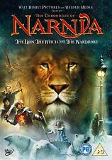 The Chronicles Of Narnia - The Lion Rupert Everett, Sophie Winkleman, NEW R2 DVD
