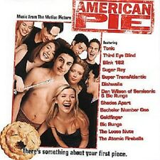 AMERICAN PIE SOUNDTRACK CD NEUWARE!!!