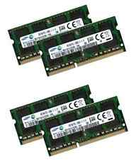 "4x 8gb 32gb ddr3l RAM 1600 MHz para Apple iMac ""retina 5 K"" 2014 2015 pc3l-12800s"