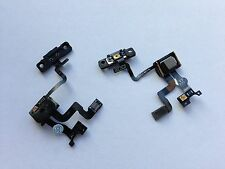 iPhone 4S Licht Sensor Flex Kabel Power Ein An Aus On Off Hörmuschel Speaker Neu
