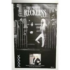 THE PRETTY RECKLESS  Light me up 22x14 POSTER  Taylor Momsen