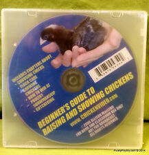 Beginner's Guide to Raising and Showing Chickens Educational [DVD] [2006]