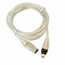 Firewire Cable Replacement for JVC GR-DVL510U GR-DVM76U GR-DVM80U GR-DVM90U new
