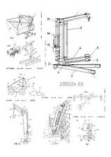 Portable Hoist, Engine Hoist, 500 Pages, 67 Patents
