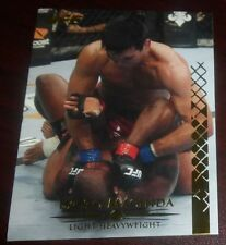Lyoto Machida 2011 Topps Title Shot UFC Gold Trading Card #23 Dragon 157 98 129