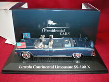 PRESIDENTIAL CARS Lincoln Continentale Limousine SS-100-X 1/43 Norev