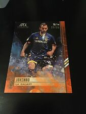 Juninho 20/25 Orange Parallel 2015 Topps Apex MLS Major League Soccer #70