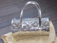 Louis Vuitton Silver Mirror Murakami Papillon