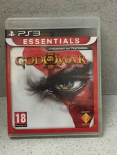 GOD OF WAR III JEUX PS3 AVEC NOTICE PLAYSTATION