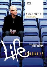 A Walk On The Wild Side: Life Journeys with Jeff Lucas [DVD] - FACTORY SEALED!!