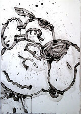Tom Everhart - Sleep Over Homie No. 16 - Original Acrylic Painting - Unframed