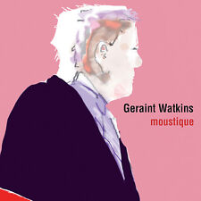 GERAINT WATKINS Moustique 2014 album Mosquito sealed digipak CD Americana Rock