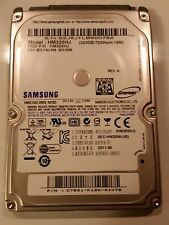 "NEW-Samsung Spinpoint 320 GB,Internal,7200 RPM,2.5"" (HM320HJÂ) Hard Drive"