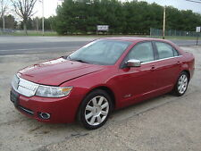 Lincoln: MKZ/Zephyr MKZ Mint Condition Salvage Rebuildable Repairable
