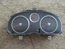 2008 NISSAN SENTRA speedometer instrument cluster 20K