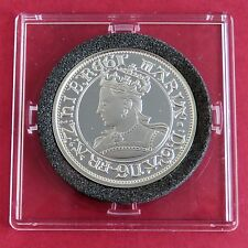 QUEEN MARY SILVER GROAT HALLMARK SILVER PROOF FROM THE LMO