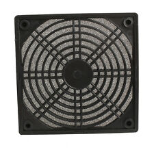 Dustproof 120mm Mesh Case Fan Dust Filter Cover Grill for PC Computer Black